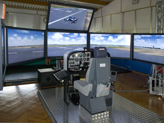 Flight Simulator 2004, FSX and Flight Simulator ESP multiple monitors