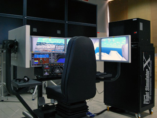 Multiple monitors with Flight Simulator 2004