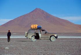 Bolivia in 4x4